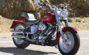 H-D FLSTF Softail Fat Boy 2008 05 1680x1050