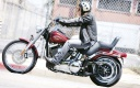HD FXSTC Softail Custom 2009 10 1680x1050
