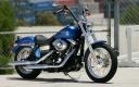 Harley-Davidson Dyna FXDB 2007 07 1680x1050