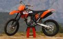 KTM 505 SX-F 2008 08 1680x1050