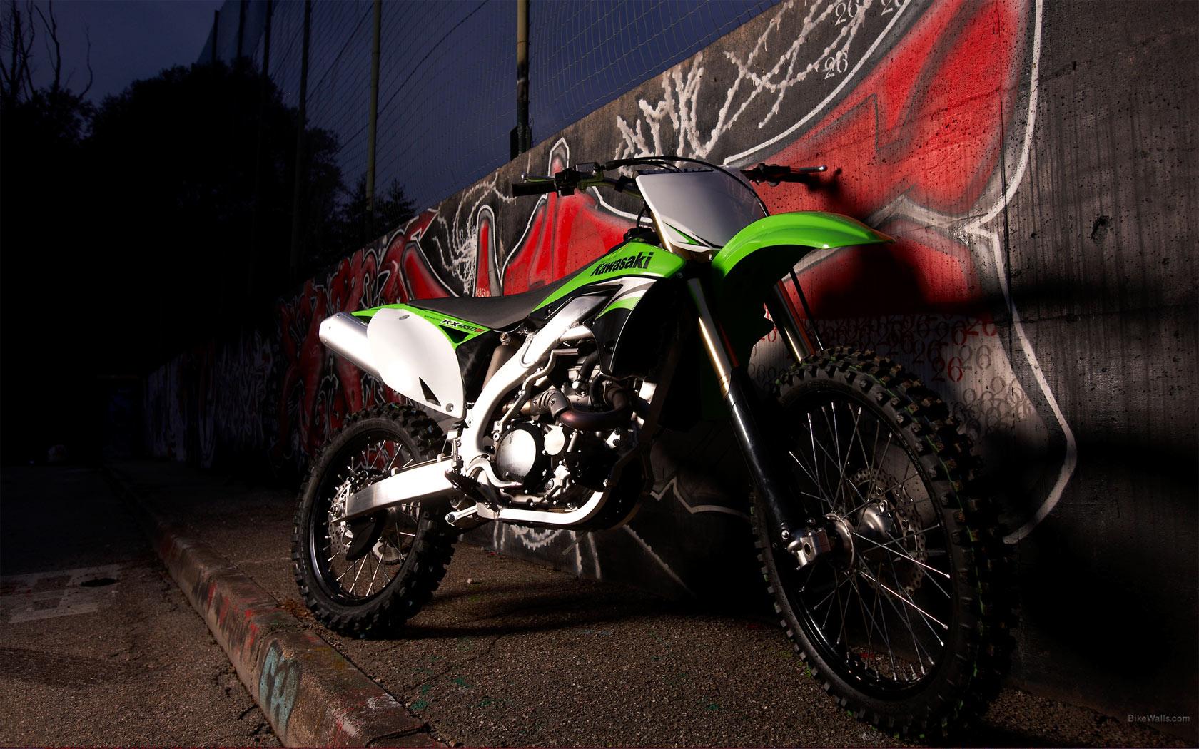 Kawasaki Kx450f 2009 16 1680x1050 10 000 Fonds D Ecran Hd