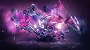 Abstrait Chaos - fond ecran