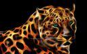 Leopard 3D - Fractalius