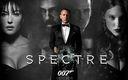 Spectre Affiche du Film Daniel Craig Monica Bellucci