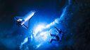 Astronaute Espace Univers