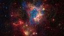 Superbubble Galacie - 1920x1800
