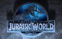 Fond ecran Jurassic world fullHD