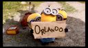 Les Minions a Orlando