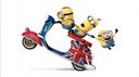 Minions Scooter 2