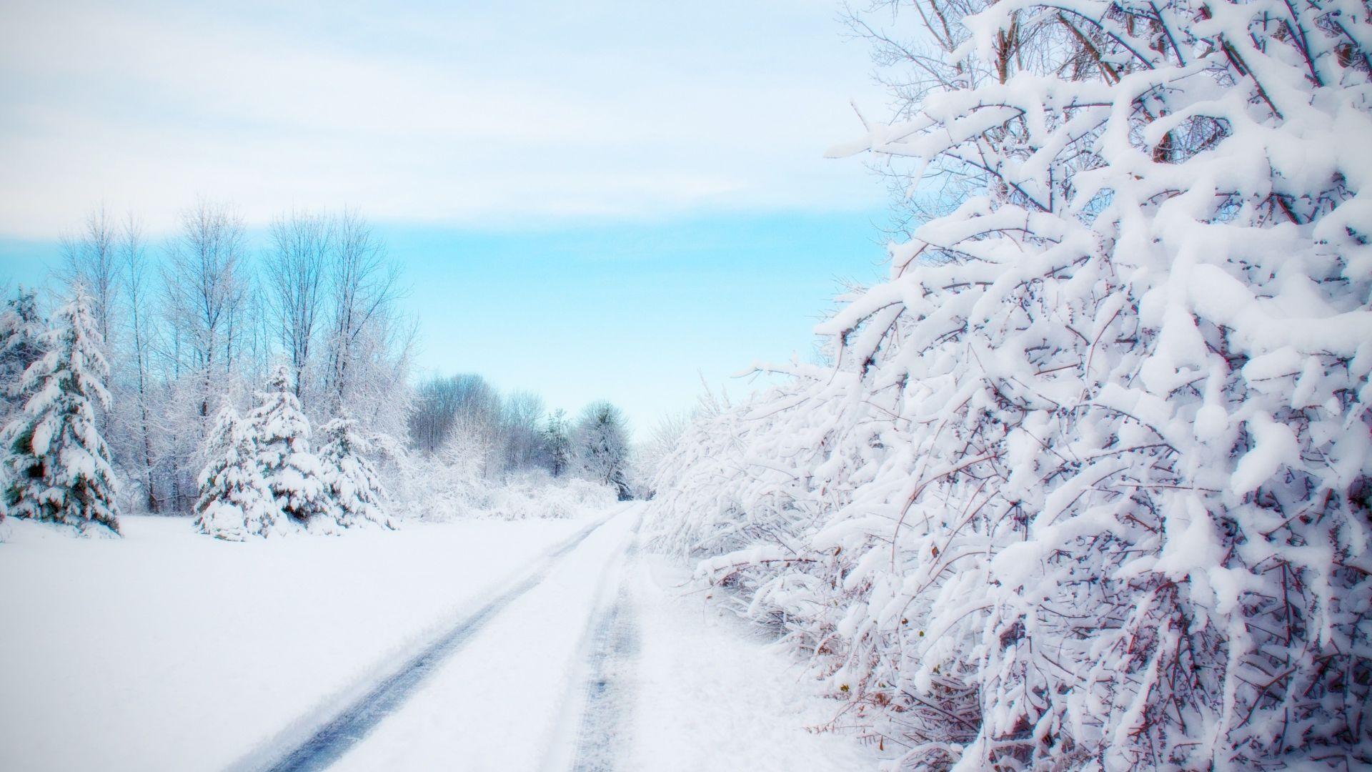 Route en hiver 10 000 fonds d 39 cran hd gratuits et de for Fond ecran hiver hd