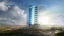 Architecture Futuriste 3D