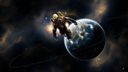 Astronaute Espace