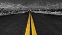 Route dans le desert 1920x1080