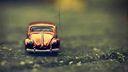 Volkswagen Beetle en jouet