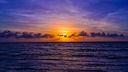 Coucher de soleil ocean