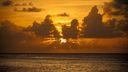 Hawaii coucher de soleil